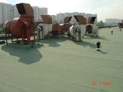 ремонт плоских крыш(мягкая кровля)