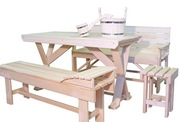 Мебель для бани и сауны