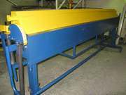 Листогибочный ручной станок 3 м