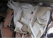 Отходы пленки ПВХ с мебельных и дверных производств