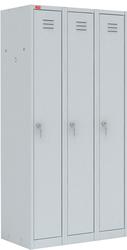 Металлический шкаф для одежды  ШРМ – 33 оптом и в розницу