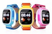 Детские смарт часы Q90 c GPS трекером